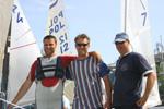Michal Hrubý, Ruda Lidařík, Petr Zajíček