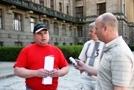 Miloslav Holý hovoří na redakční diktafon