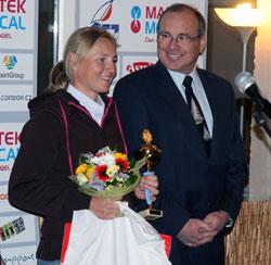 Veronika Fenclová a Karel Bauer