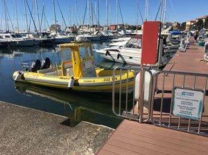 Nová základna SeaHelp: V srdci Istrie