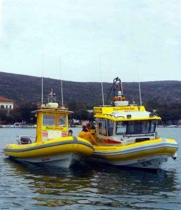 Skippertrénink posádek SeaHelp